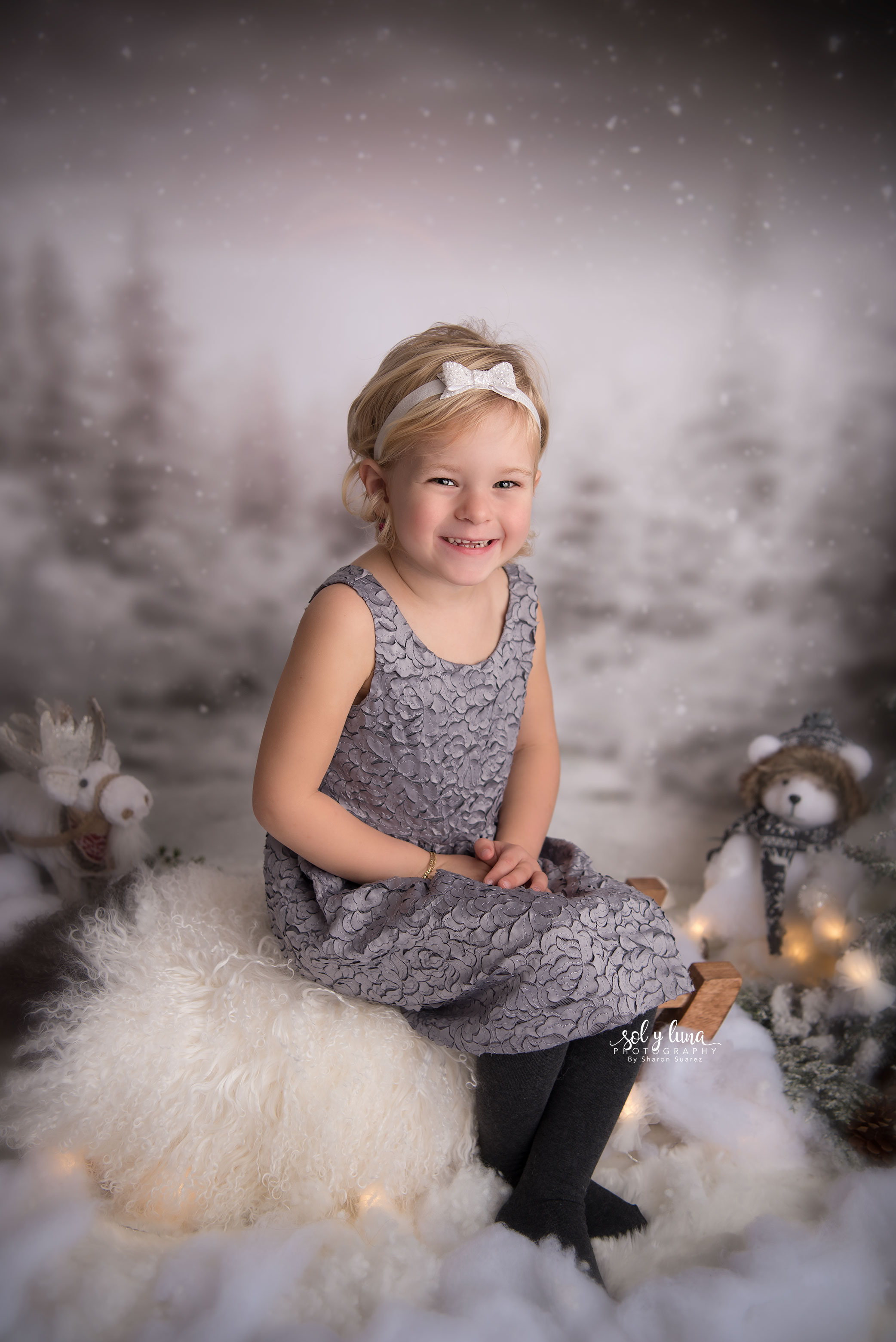 Weihnachts Mini Fotoshooting 2018 Sol y Luna Photography