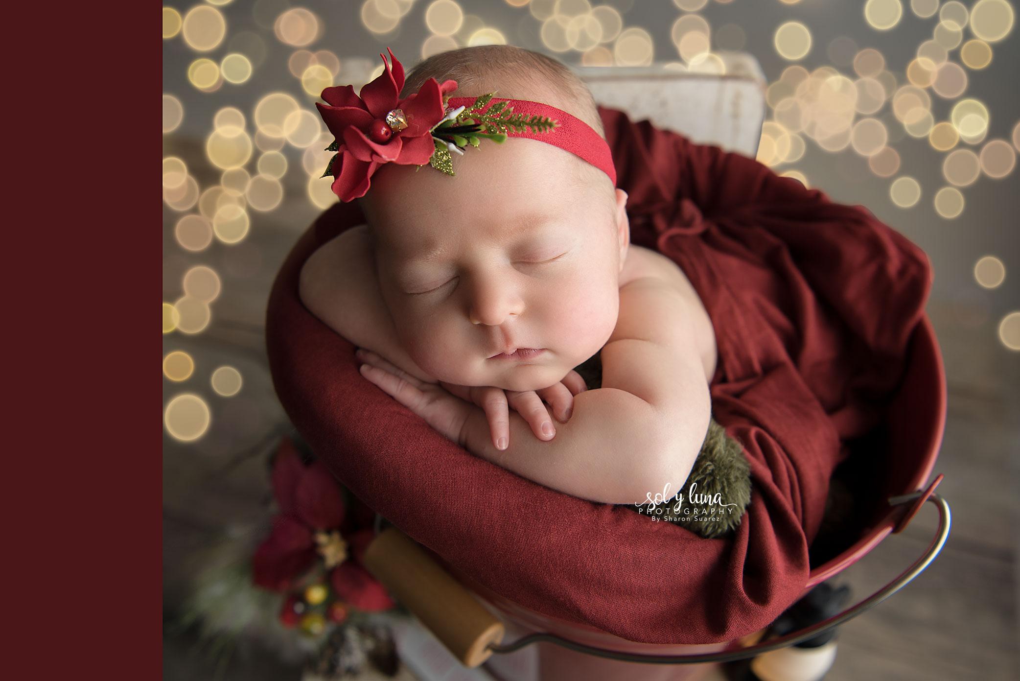 Newborn Fotoshooting Kombipaket